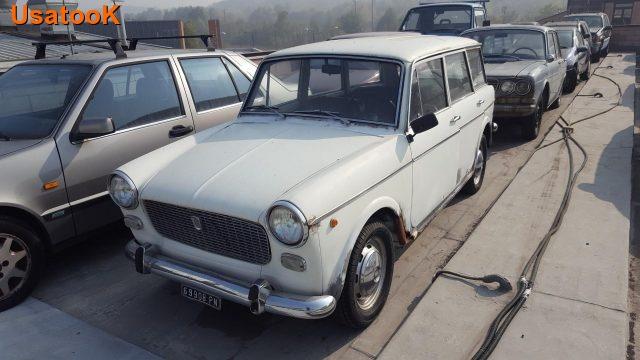 OLDTIMER Fiat 1100 Familiare