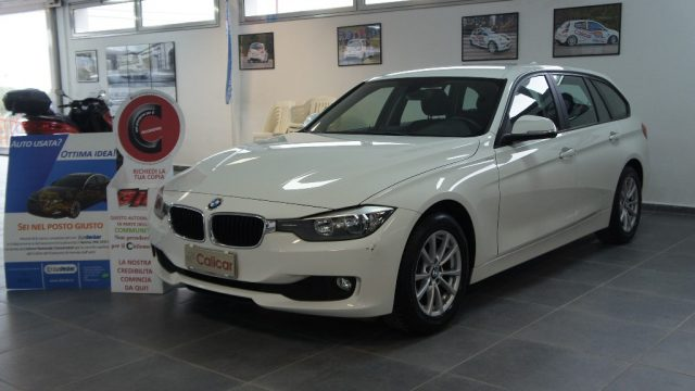 Bmw usata d Touring Business aut. diesel Rif. 4634470