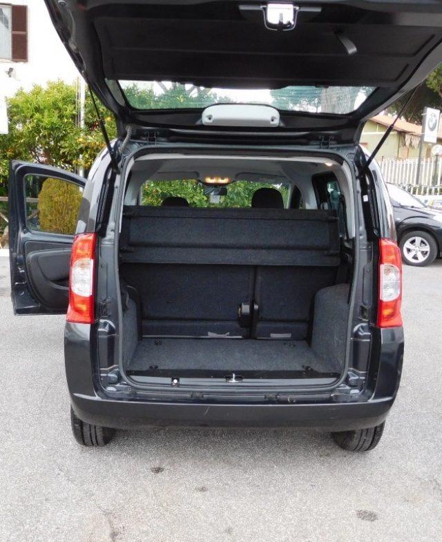 Auto Usata Fiat Qubo 1 3 Mjt 80 Cv Lounge Del 2016 La Citta Dell