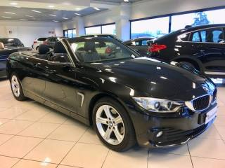 BMW 420 D Cabrio GARANZIA TOTALE 12 MESI Usata