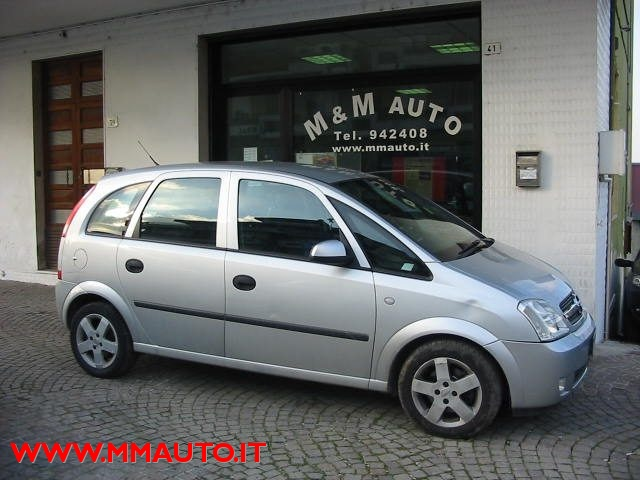 Opel Meriva usata 1.7 DTI Enjoy diesel Rif. 10927989