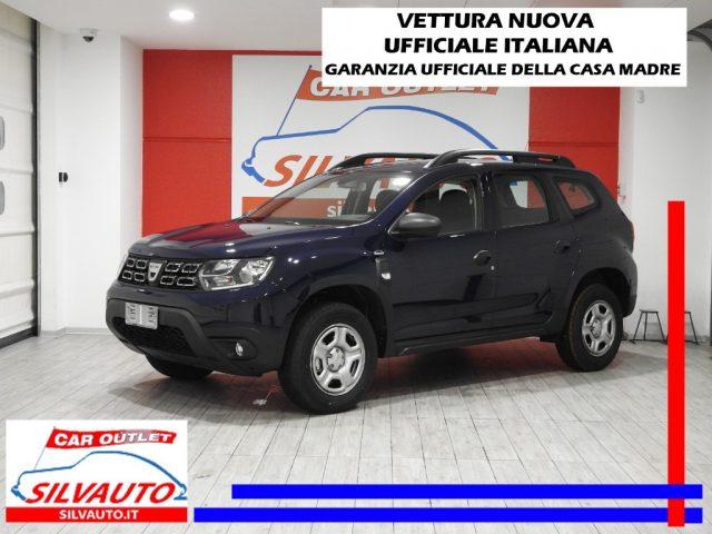 Dacia Duster nuova Access 4X2 1.6 SCe 115cv S&S my'19- nuovo modello a benzina Rif. 10614025