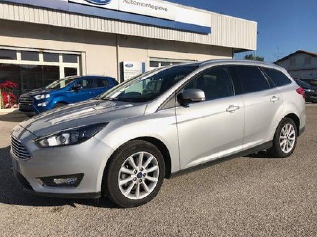 Ford Focus usata 1.5 TDCi 120cvTitanium sw diesel Rif. 5314457