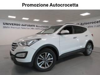 HYUNDAI Santa Fe 2.0 CRDi 4WD Comfort Plus EURO 6 Usata
