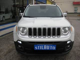 JEEP Renegade 2.0 Mjt 140CV 4WD Active Drive Low Limited Usata