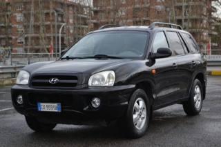 HYUNDAI Santa Fe 2.0 CRDi TD 4WD Plus Ott. 2oo5 Usata