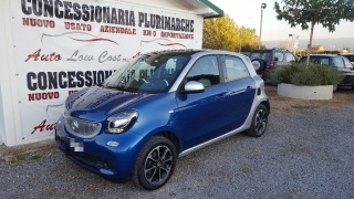 SMART ForFour 90 Turbo Passion Usata