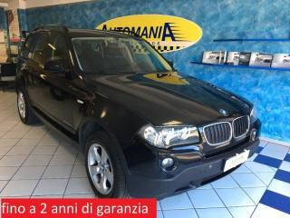 BMW X3 XDrive18d Futura Usata