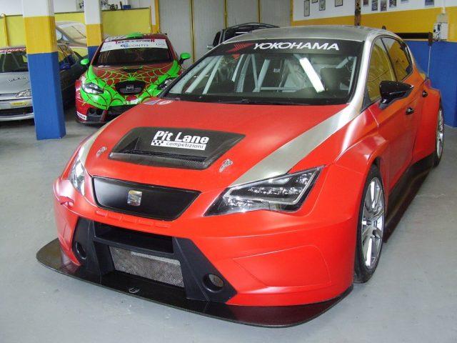 Seat Leon usata LEON CUP RACE TCR CC. 2000 TURBO HP 350 a benzina Rif. 9229378