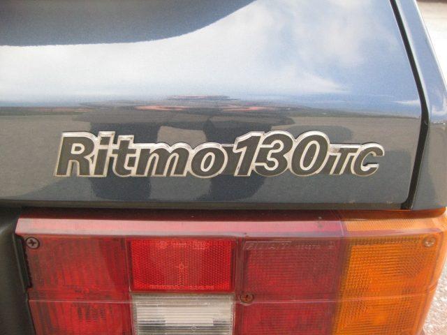 Immagine di FIAT Ritmo 130 TC Abarth RESTAURO TOTALE CON 120 FOTO