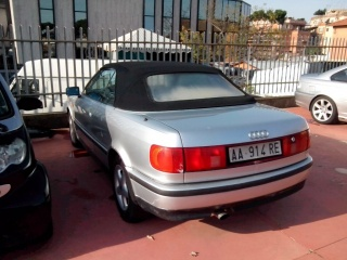 AUDI Cabriolet Cabrio 2.0 E Cat Usata