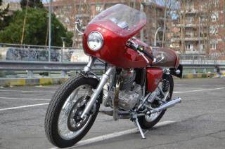 MASH Cafè Racer TT 40 Lug. 2O17 Km 1.000 Garanzia Ufficiale Usata