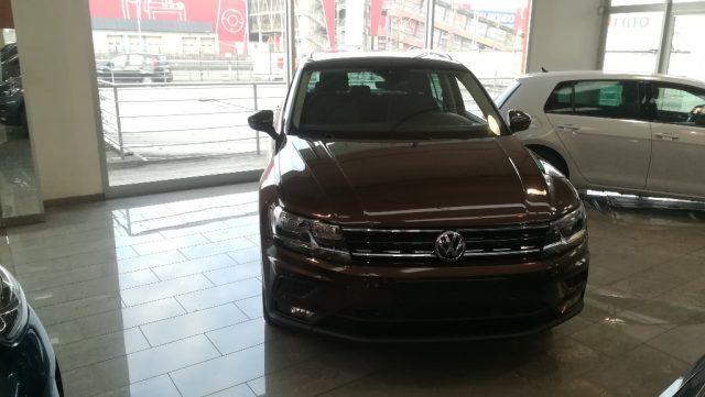 Volkswagen Tiguan nuova 2.0 TDI DSG 4MOTION Business BMT diesel Rif. 10999411