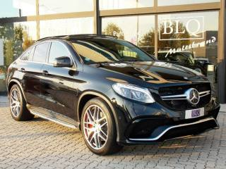 MERCEDES-BENZ GLE 63 AMG S 4Matic Coupé - FULL OPTIONAL Usata