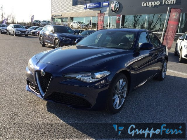Alfa Romeo Giulia km 0 2.2 Turbodiesel 150CV AT8 Tech Edition diesel Rif. 5705604