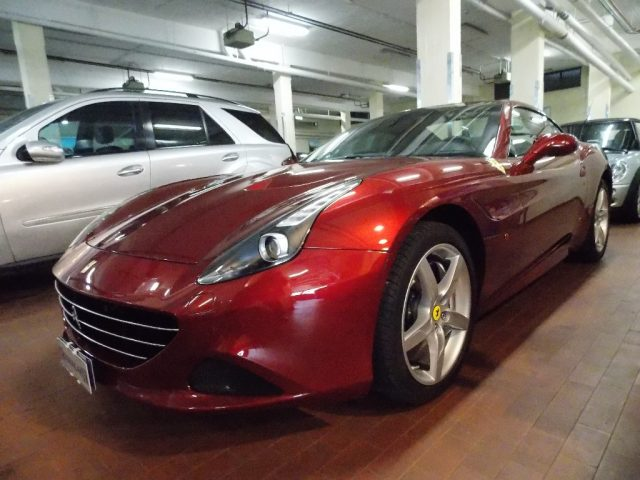 FERRARI California Bordeaux metallizzato