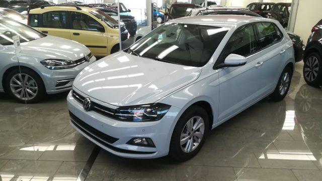 Volkswagen km 0 1.0 MPI 5p. Trendline BlueMotion Technology a benzina Rif. 9736568