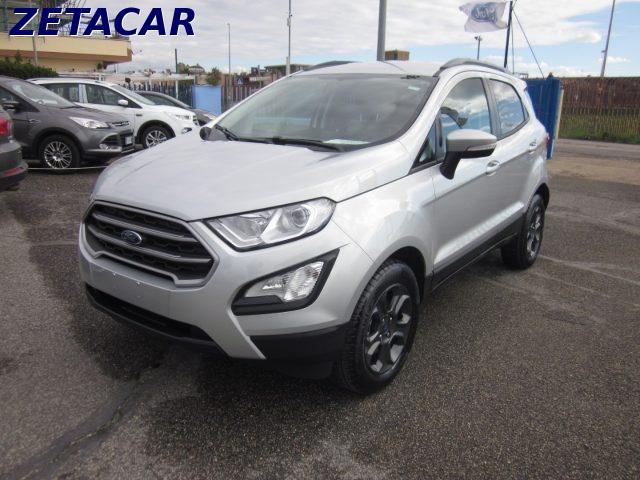 Ford Ecosport nuova 1.0 ECOBOOST 100 CV PLUS a benzina Rif. 11095859