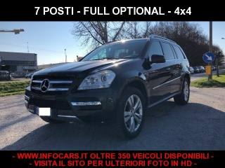 MERCEDES-BENZ GL 350 CDI Cat 4MATIC BlueEFF. Sport 7 POSTI Usata