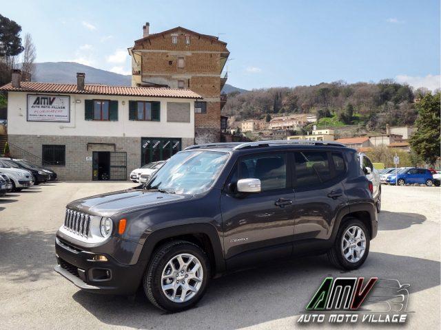 "Jeep Renegade km 0 1.6 Mjt 120 CV Limited ""RESTYLING 2018"" diesel Rif. 5869838"