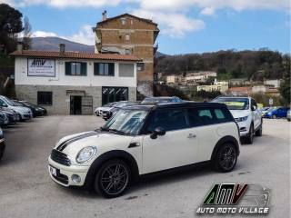 MINI Clubman Cooper D 1.6 16V AUTOM.-NAVI-TETTO-PELLE-CERCHI Usata