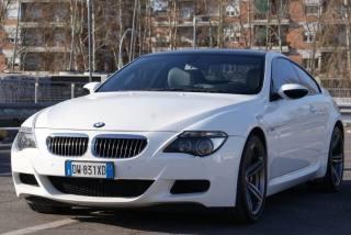 BMW M6 Coupè SMG 5.0 Apr. 2OO5 Garanzia Permute Usata