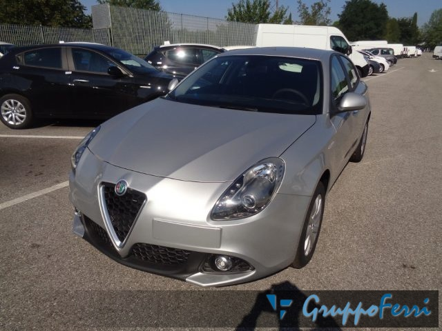 Alfa Romeo Giulietta km 0 Model Year 2016 1.6JTDM 120CV EU6 P.CONSEGNA diesel Rif. 5903582