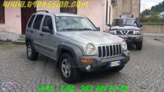 JEEP Cherokee 2.5 CRD Sport Gancio Traino -Permuta- Usata