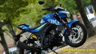 Annunci Suzuki Gsx-s 125
