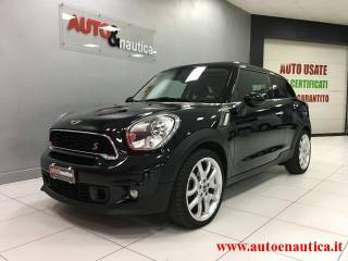 MINI Paceman SD Steptronic Business XL Navi/Pelle/Tetto/19