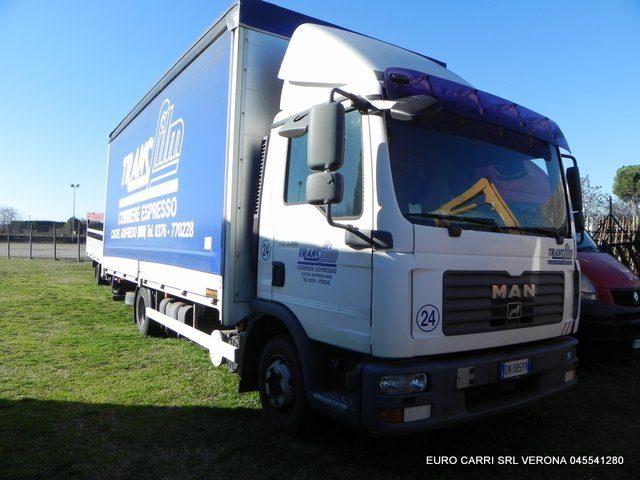 Man usata TGL  81.80 CENTINATO diesel Rif. 9816641