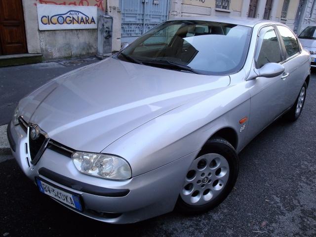 Alfa Romeo 156 usata 1.9 JTD 110CV Progression 4p * WhatsApp 3939578915 diesel Rif. 10599535