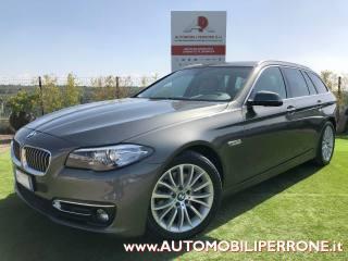 BMW 520 D Touring LUXURY Automatico Usata