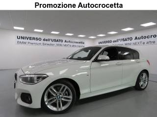 BMW 125 D 5 Porte Msport Auto EURO 6 Usata