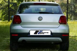 VOLKSWAGEN Polo Cross 1.4 TDI BlueMotion Technology Usata