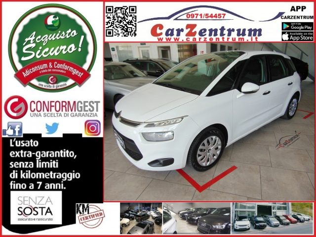 CITROEN C4 Picasso 1.6 HDi 90 Attraction
