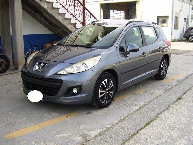 Peugeot 207 CC.1.400 SW X LINE ECO GPL X NEO PATENTATI