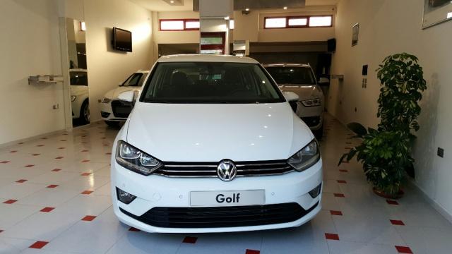 VOLKSWAGEN Golf Sportsvan 1.6 TDI 110CV Comfortline B.M. *NUOVA*