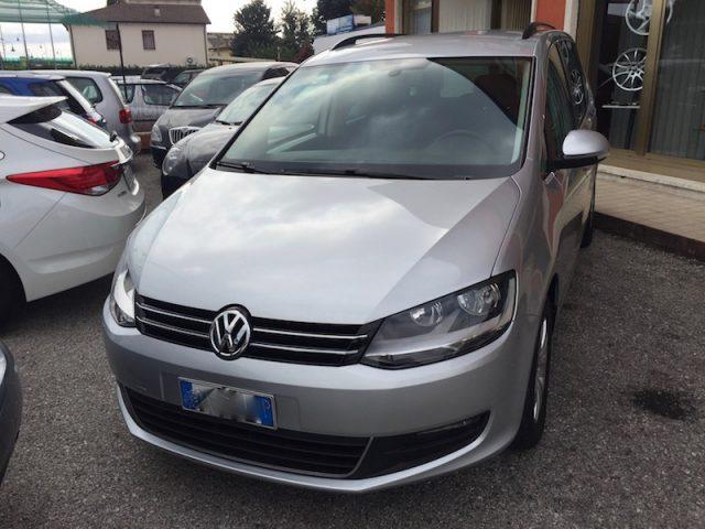 Volkswagen Sharan usata 2.0 TDI DSG Comfortline BlueMotion Technology diesel Rif. 7838236