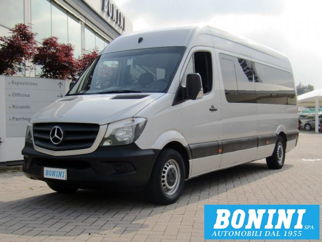 MERCEDES-BENZ Sprinter Argento metallizzato