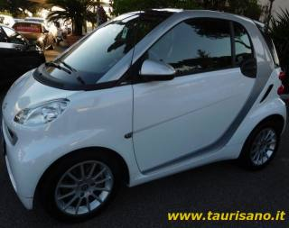 SMART ForTwo MHD Coupé Passion Usata