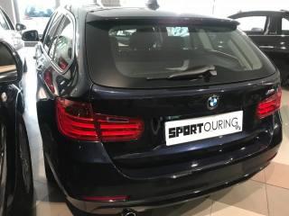 BMW 316 D Touring Business AUTOMATICA NAVIGATORE Usata