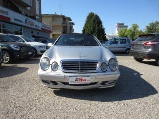 MERCEDES-BENZ CLK 320 CABRIO Autom. Elegance -UnicoPropriet.- DA VETRINA Usata