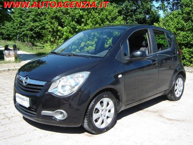 Opel Agila usata 1.2 16V 86CV Enjoy a benzina Rif. 6690396