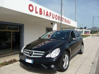 MERCEDES-BENZ R 320 CDI Cat 4Matic Chrome Lunga Usata