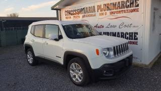 JEEP Renegade 1.6 Mjt 120 CV Limited MY18 Km 0