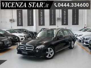 MERCEDES-BENZ E 200 D S.W. Autom SPORT NEW MODEL Usata