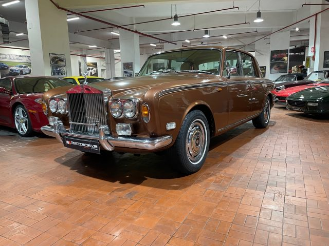ROLLS-ROYCE Silver Shadow Marrone metallizzato