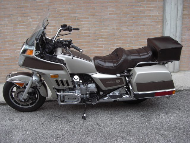 HONDA Other moto-bikes   Goldwing 1200 Aspencade