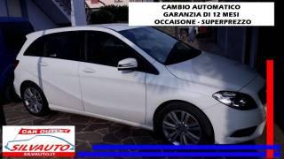 MERCEDES-BENZ B 180 CDI BlueEFFICIENCY Executive 109CV Cambio Auto. Usata